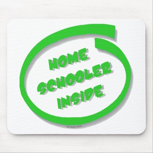 Homeschooler Inside Mouse Pad