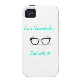 Homeschooler iPhone 4/4s Case