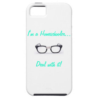 Homeschooler iPhone 5 Case