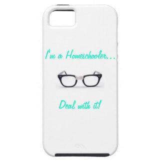 Homeschooler iPhone 5 Case