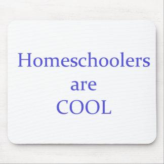 Homeschoolers es fresco alfombrillas de ratón