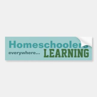 Homeschoolers - Learning Sticker