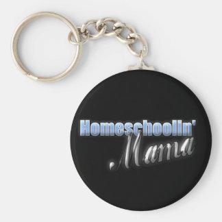 Homeschoolin' Mama Key Chains