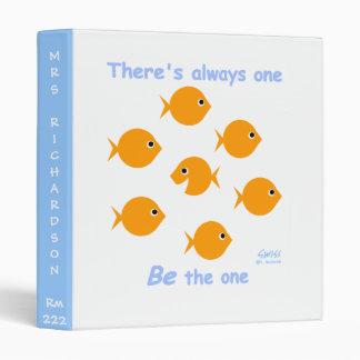 Homeschooling Homeschooler Inspirational Motto 3 Ring Binder