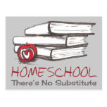 Homeschooling | Postcard | Customizable