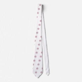 'Homesick' Cherry Blossom Kanji design Tie