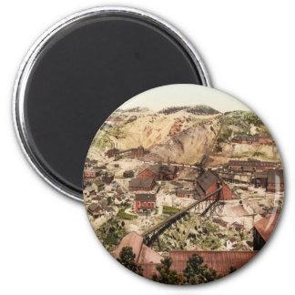 Homestake Mine South Dakota Magnet