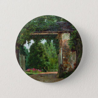homestead (1) pinback button