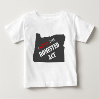 Homestead Act.png Baby T-Shirt