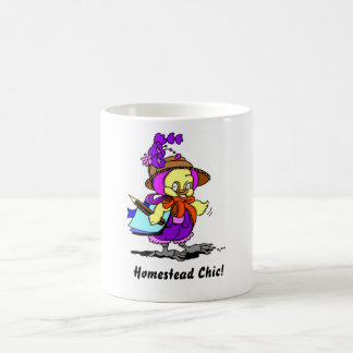 Homestead Chic Coffee Mug