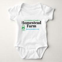Homestead Farm Baby Romper