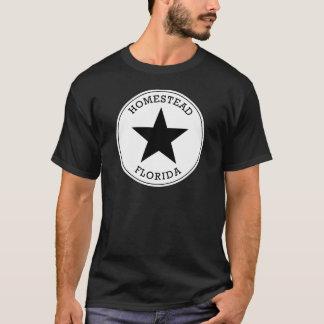 Homestead Florida T Shirt
