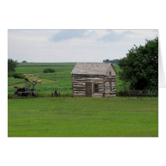 Homestead Natl Monument Card blank  #10N  010