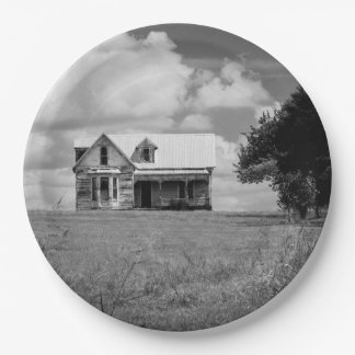 Homestead Paper Plate