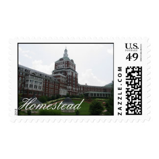 Homestead stamps