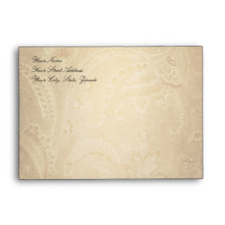 Homestead - Vintage Envelope
