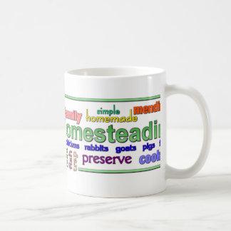 Homesteading Coffee Mug