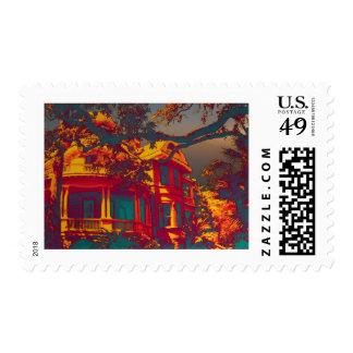 homesweethome postage stamps