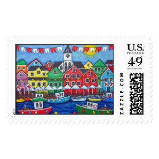 Hometown Festival Stamps