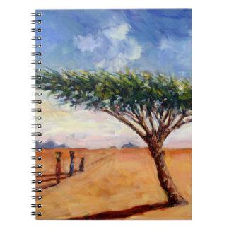 Homeward Bound 2004 Spiral Notebook