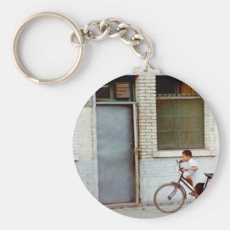 Homeward Bound Basic Round Button Keychain