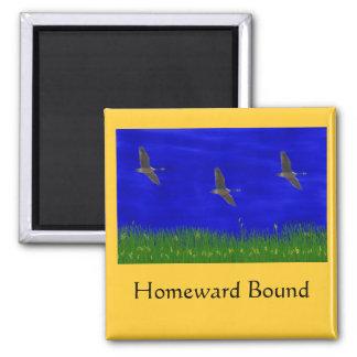 HOMEWARD BOUND MAGNET