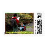 Homewaters Project field investigation Postage
