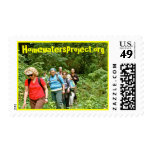 Homewaters Project Thornton Creek Long Walk Stamps