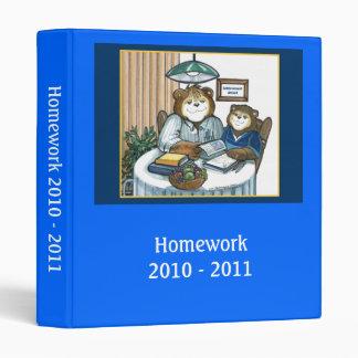Homework - Avery Binder