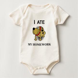 HOMEWORK BABY BODYSUIT