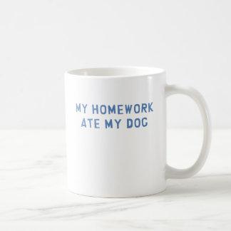 Homework Mugs