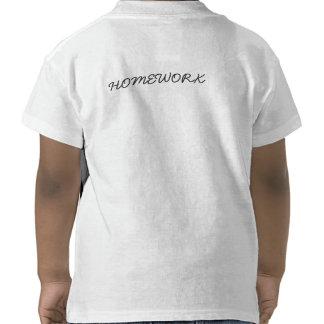 Homework T Shirt