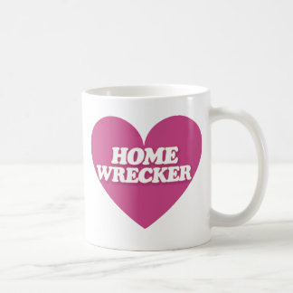 Homewrecker Heart Coffee Mug