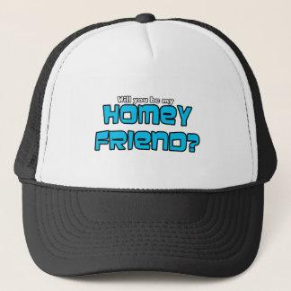 Homey Friend Trucker Hat