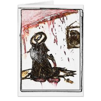 Homicidal Greeting Card