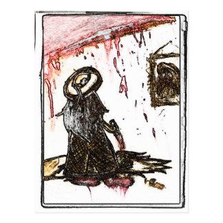 Homicidal Postcard