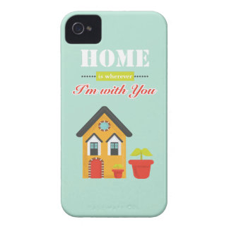homie is more wherever, i to with you iPhone 4 cover