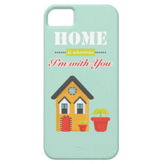 homie is more wherever, i to with you iPhone SE/5/5s case
