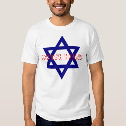 Homie judío playera
