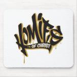 Homies de Christ® Tapetes De Raton