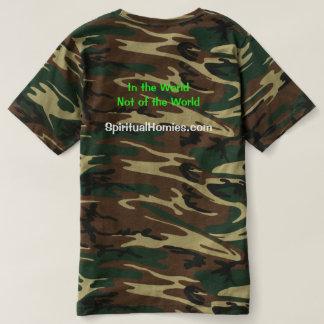 Homies espiritual - listo para la camiseta