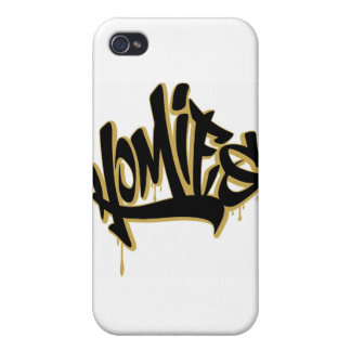 Homies® Everybody has HOMIES® and every HOMIE® h iPhone 4 Case