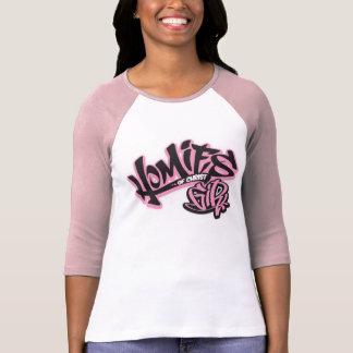 Homies Girl of Christ® Tshirts
