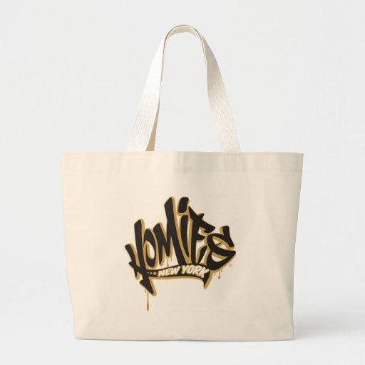 Homies New York® Canvas Bags