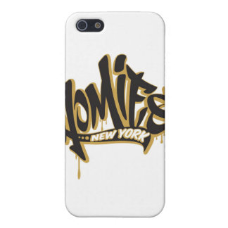Homies New York® Cover For iPhone SE/5/5s