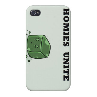 Homies Unite iPhone 4/4S Case