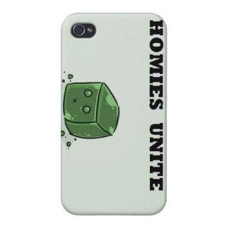 Homies Unite iPhone 4 Cover
