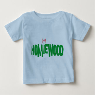 Homiewood California Baby T-Shirt