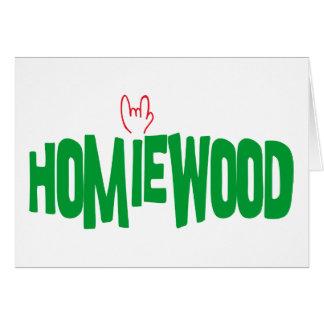 Homiewood California Card