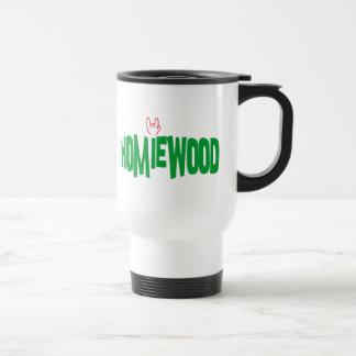 Homiewood California Travel Mug